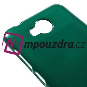 Luxusní gélový obal na mobil Huawei Y3 II - zelený - 3