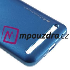 Luxusní gélový obal na mobil Huawei Y3 II - modrý - 3