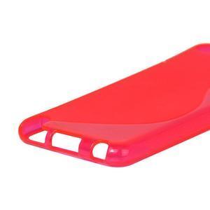 S-line gélový obal na iPod Touch 6 a Touch 5 - rose - 3