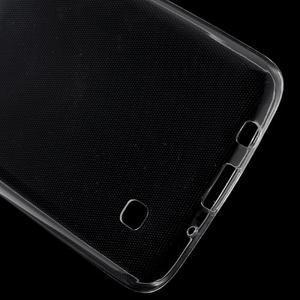 Ultratenký gélový obal pre mobil LG K8 - transparentný - 3