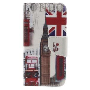 Emotive PU kožené puzdro pre LG K8 - United Kingdom - 3