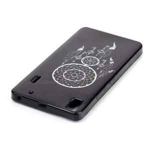 Gélový obal pre mobil Lenovo A7000 / K3 Note - snívanie - 3
