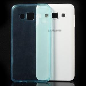 Slim obal pre Samsung Galaxy A3 - modrý - 3