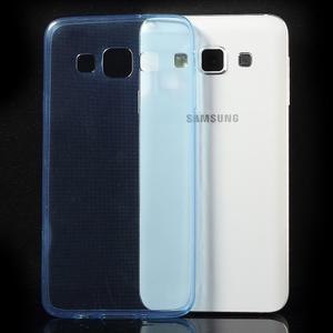 Slim obal pre Samsung Galaxy A3    - svetlo modré - 3