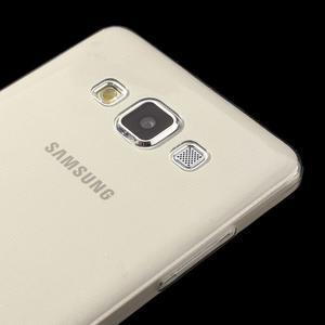 Ultra tenký obal pre Samsung Galaxy A5 - šedý - 3