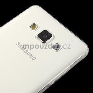Ultra tenký obal na Samsung Galaxy A5 - transparentný - 3