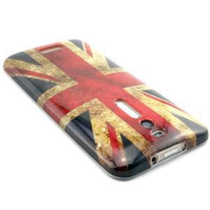 Gélový obal Asus Zenfone 2 ZE551ML - UK vlajka - 3