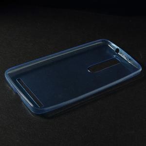 Ultratenký slim obal pre Asus Zenfone 2 ZE551ML - tmavomodrý - 3