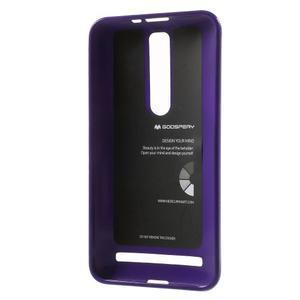 Gélový obal na Asus Zenfone 2 ZE551ML -  fialový - 3