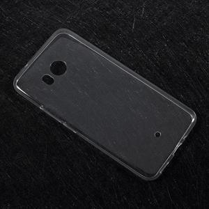 Ultratenký gélový obal na mobil HTC U11 - transparentný - 3