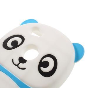 PandaStyle silikonový obal na Huawei Nova - modrý - 3