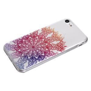 Ultratenký gélový obal pre iPhone 7 a iPhone 8 - colory - 3