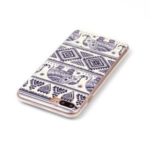 Imope gélový obal pre mobil iPhone 8 Plus a iPhone 7 Plus - sloni - 3