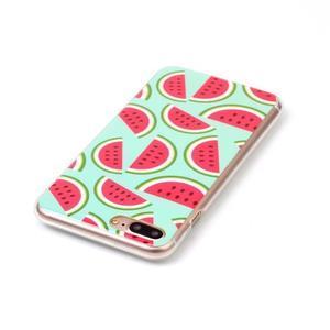 Imope gélový obal pre mobil iPhone 8 Plus a iPhone 7 Plus - melouny - 3