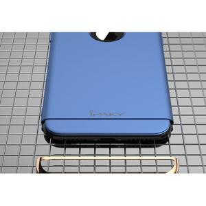 Odolný obal 3v1 na mobil iPhone X - červený - 3