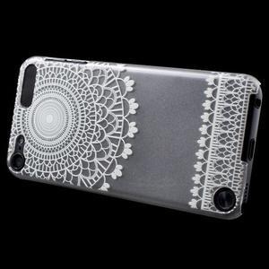 Plastový obal pre iPod Touch 5 - čipky - 3