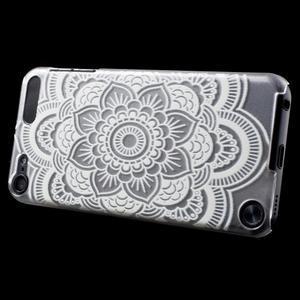 Plastový obal pre iPod Touch 5 - očarujúci kvet - 3