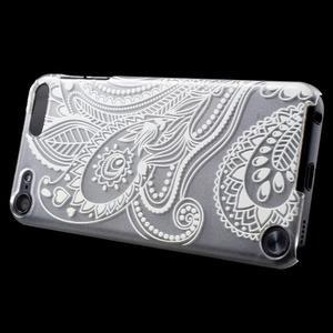 Plastový obal pre iPod Touch 5 - kvet - 3