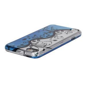 Safety plastové puzdro 2v1 na iPod Touch 5 - flora - 3