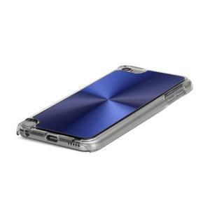 Zen metalický obal pre iPod Touch 5 - tmavomodrý - 3