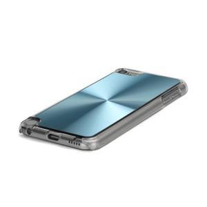 Zen metalický obal pre iPod Touch 5 - svetlomodrý - 3