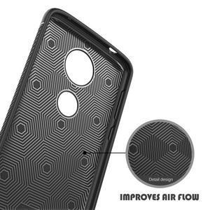 IVS odolný gélový obal na mobil Motorola Moto G6 Play - čierny - 3