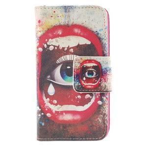 Puzdro pre mobil Samsung Galaxy A3    - duša - 3