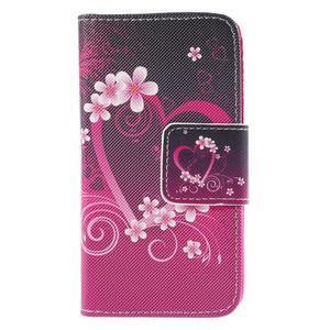 Puzdro na mobil Samsung Galaxy A3 - srdce - 3