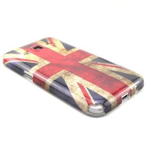 Gélový obal pro Samsung Core Prime - UK vlajka - 3