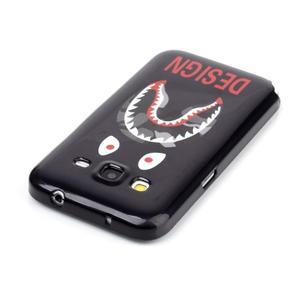 Gelový kryt na mobil Samsung Galaxy Core Prime - monster - 3