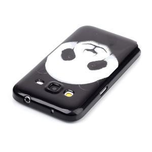 Gélový kryt pre mobil Samsung Galaxy Core Prime - panda - 3