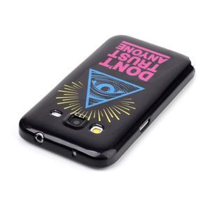 Gélový kryt pre mobil Samsung Galaxy Core Prime - oko - 3