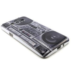 Gélový kryt pre Samsung Grand Prime - kazeťák - 3