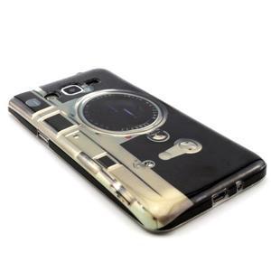 Gélový kryt pre Samsung Grand Prime - retrofoťák - 3