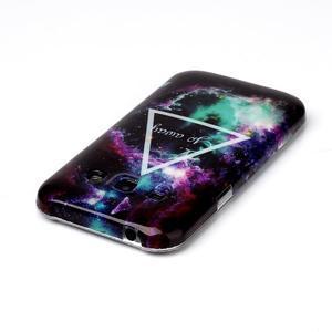 Gélový obal na mobil Samsung Galaxy J5 - triangle - 3
