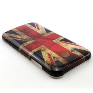 Stylový gélový kryt na Samsung Galaxy J5 -  Uk vlajka - 3