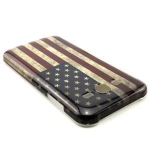 Stylový gélový kryt na Samsung Galaxy J5 -  US vlajka - 3