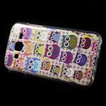 Gélové puzdro na mobil pre Samsung Galaxy J5 - sovičky - 3/5