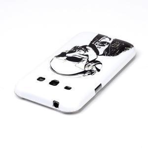 Gélový obal pre mobil Samsung Galaxy J5 - starec - 3