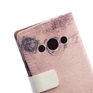Peňaženkové púzdro na Samsung Galaxy Xcover 3 - mačička - 3