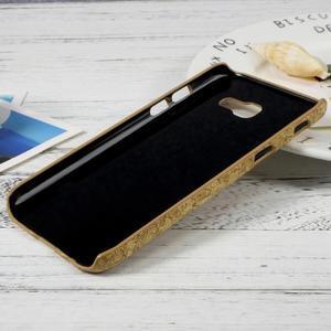 Hardy plastový obal pre Samsung Galaxy A3 (2017) - korek - 3