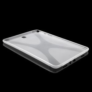 X-line gelový obal na tablet Samsung Galaxy Tab A 9.7 - transparentní - 3