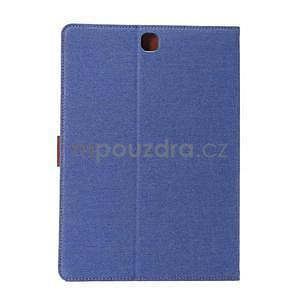Jeans puzdro pre tablet Samsung Galaxy Tab A 9.7 - modré - 3