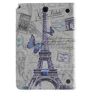 Stines pouzdro pro Samsung Galaxy Tab A 9.7 - Eiffelova věž - 3