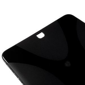 X-line gélový kryt pre Samsung Galaxy Tab S2 9.7 - čierny - 3