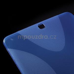 X-line gélový kryt pre Samsung Galaxy Tab S2 9.7 - modrý - 3
