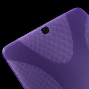 X-line gélový kryt na Samsung Galaxy Tab S2 9.7 - fialový - 3