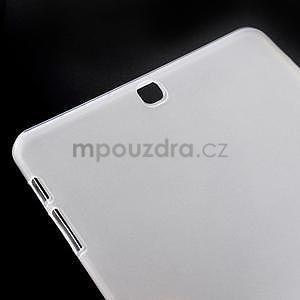 Glossy gélový obal pre Samsung Galaxy Tab S2 9.7 - transparentný - 3