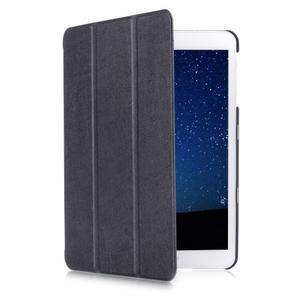 Trifold polohovateľné púzdro pre Samsung Galaxy Tab S2 9.7 - čierne - 3