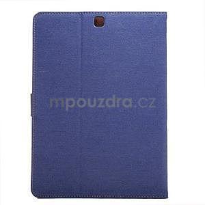 Jeans puzdro na tablet Samsung Galaxy Tab S2 9.7 - tmavomodré - 3